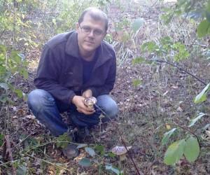 Белые грибы в с. Старое