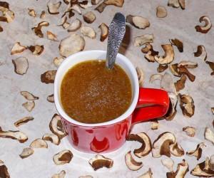 Юшка грибова - рецепт