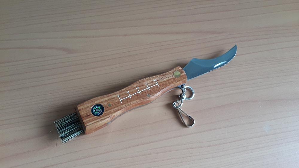 Нож грибника